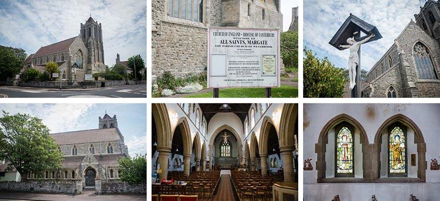 All Saints Church Margate